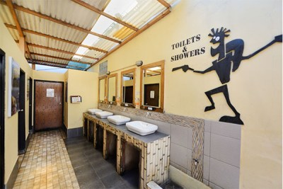 Shared Toilets and Showers