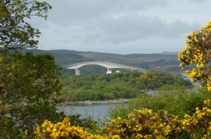 The bridge from Skye