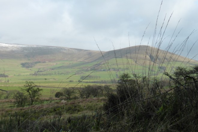 Fairsnape and Parlick. Big brothers in the Trough of Bowland