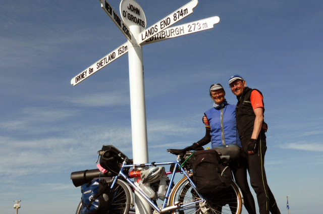 Not learning lessons at John O' Groats