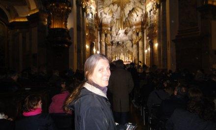 Mozart's Requiem at Karlskirche [Karl's Church]