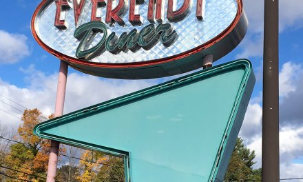 Eveready Diner in Hyde Park on the Hudson