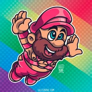 Mario Pride