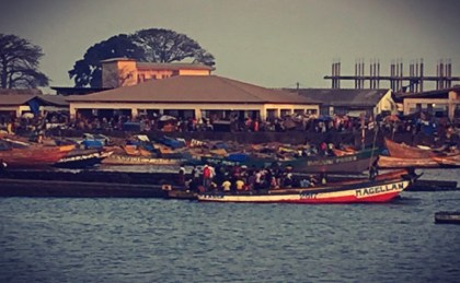 #Off2Africa Jour 58 Conakry Guinée