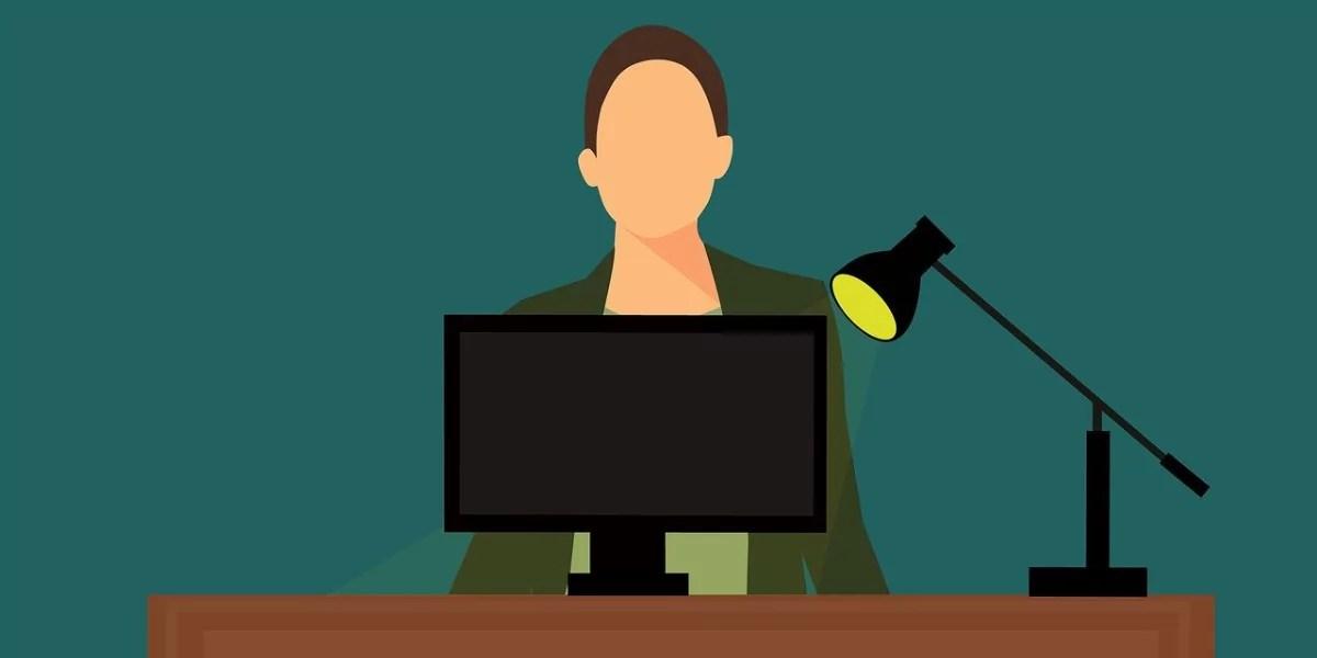 Travail sur écran : prévention des risques  liés aux postures prolongées