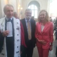 Intronisation de Patrick Mathé en tant que Procureur Général à Agen