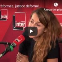 Nicole FERRONI explique la réforme de la Justice