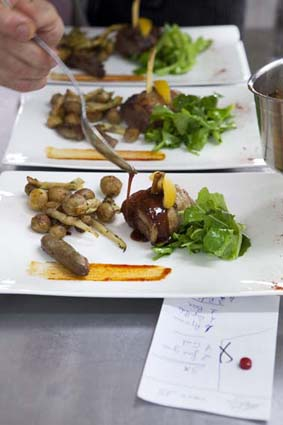Food - Picture of Le petit Saint Thomas, La Garnache