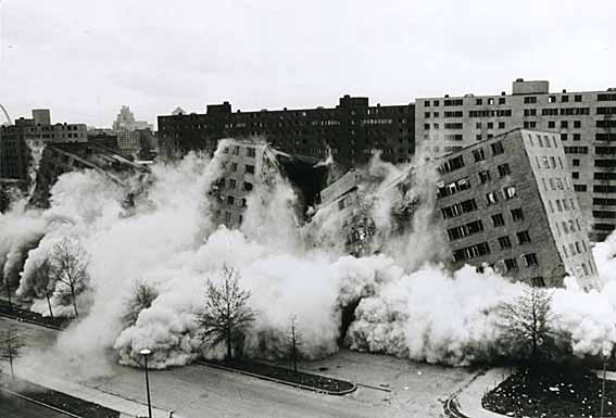 Looking at the Demise of Pruitt-Igoe. Questions about Public Housing Remain | Howard Gillette | Rutgers University