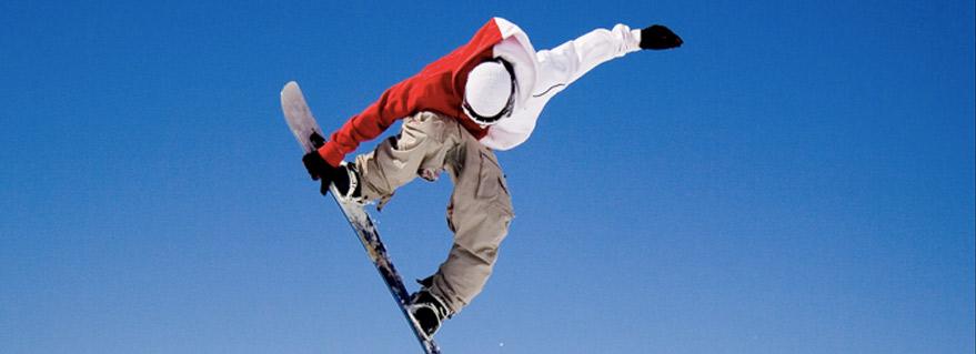 Snowboarding Wyoming