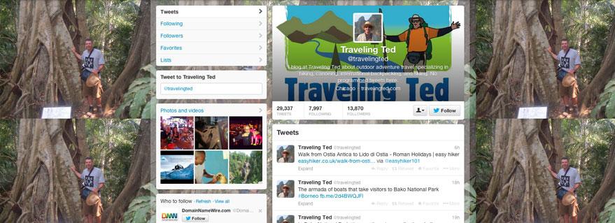 travelingted