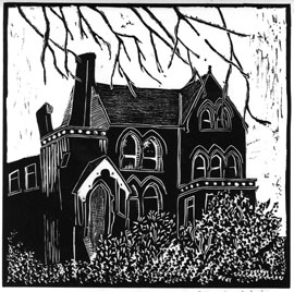 """""""The House"""" from The Highgate Vampire"""