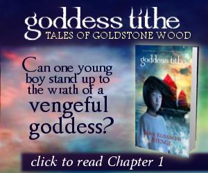 Goddess Tithe, Anne Elisabeth Stengl, Fantasy, Books, Of Battles Dragons and Swords of Adamant, Gillian Adams,