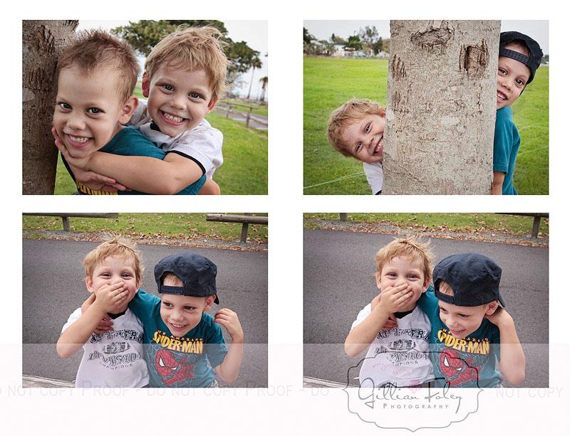 Matthew and Jason