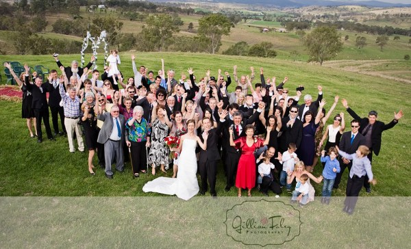 Boonah Farm Wedding