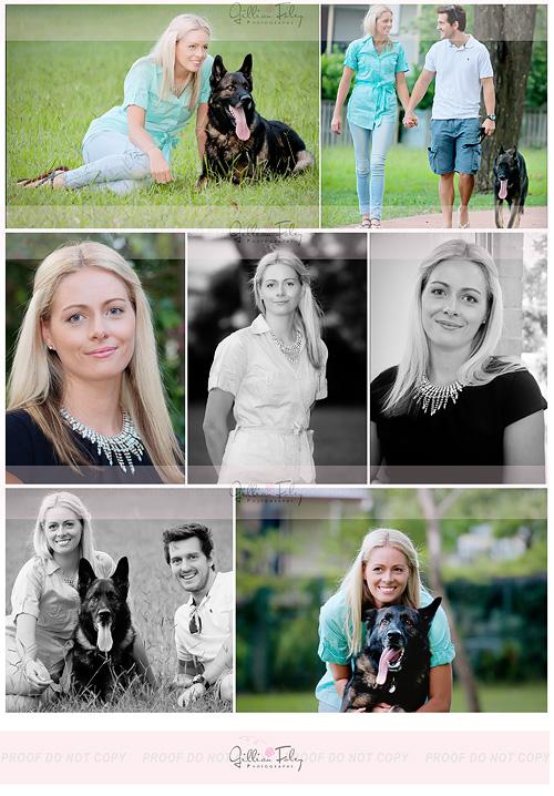 Gillian Foley Photography - Rachel Room Blog Collage