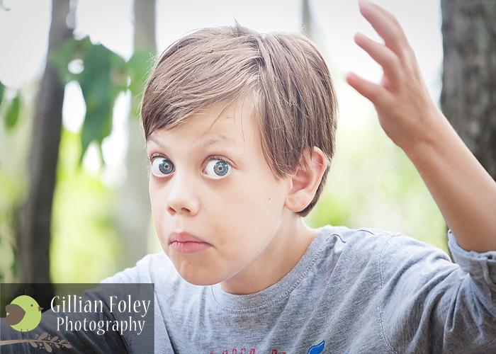 Gillian Foley Photography - Matt's had enough