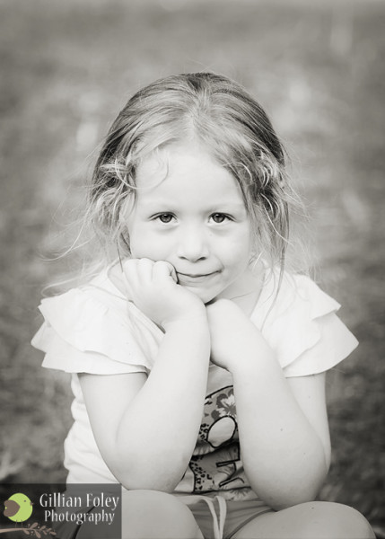 Gorgeous Miss C | Brisbane Child Photographer