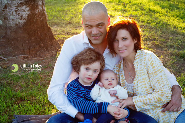 Ashleigh's family shoot