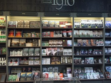 Only part of Easons' 1916 display
