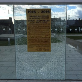The Proclamation in Skerries