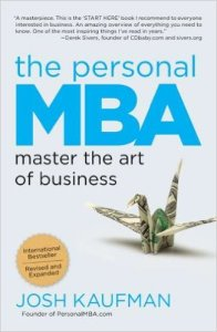 The Personal MBA Book Review | Gillian Perkins Business Strategy Blog