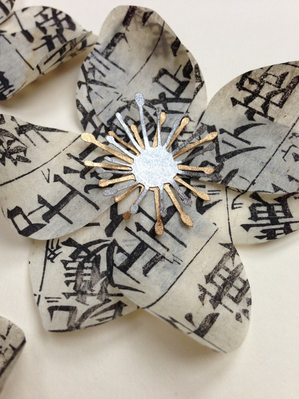 Gillian Taylor Paper Art