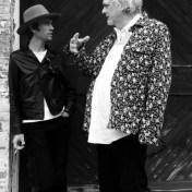 Willie Watson & Al Kooper.