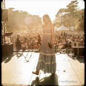 Gillian Welch Hardly Strictly Bluegrass Golden Gate Park October 4, 2014