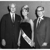 Miss Ohio, circa 1963