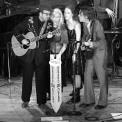 Elvis Costello, Emmylou Harris, Gillian Welch, and David Rawlings Feb. 18, 2006