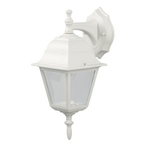 outdoor white light fixture