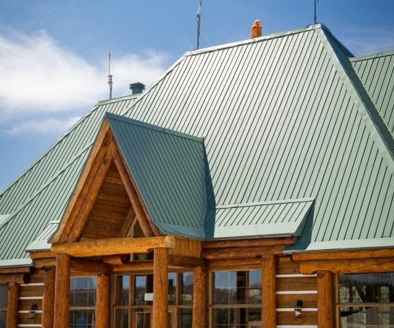 Duchesne Metal Roofing