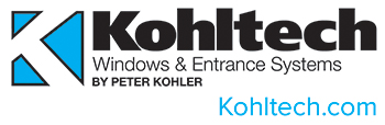 Kohltech windows, doors, and entrance systems