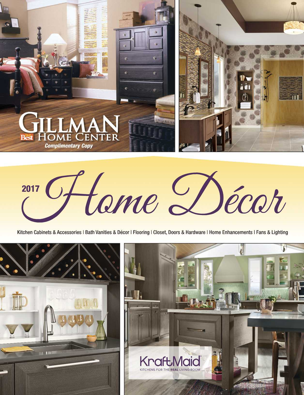 Home Decor Catalog Gillman Home Center