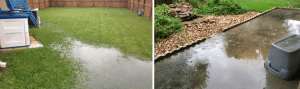 Backyard Drainage Problems  Solutions  Gill Landscape Nursery