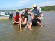 Meaghen McCord, South African Shark Conservancy