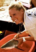 Lindsay Graff, Broadreach and Beqa Adventure Divers