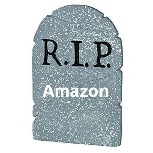 Amazon Tombstone