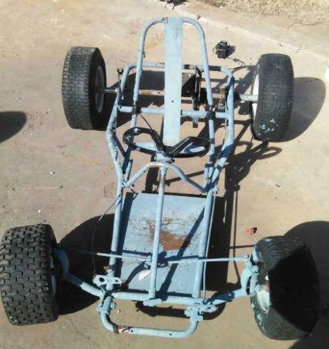 go-kart frame