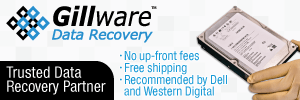 Expresstek is proud to be a Gillware Data Recovery Affiliate Partner