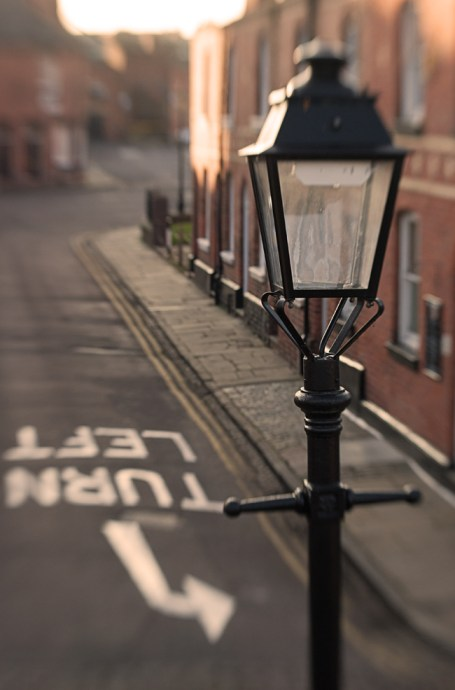 Lamppost Chester