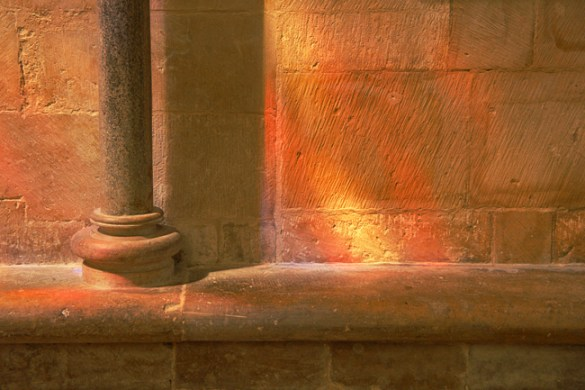 Colour and light 2, Lincoln Cathedral