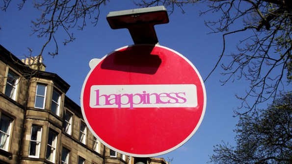 No Entry, happiness
