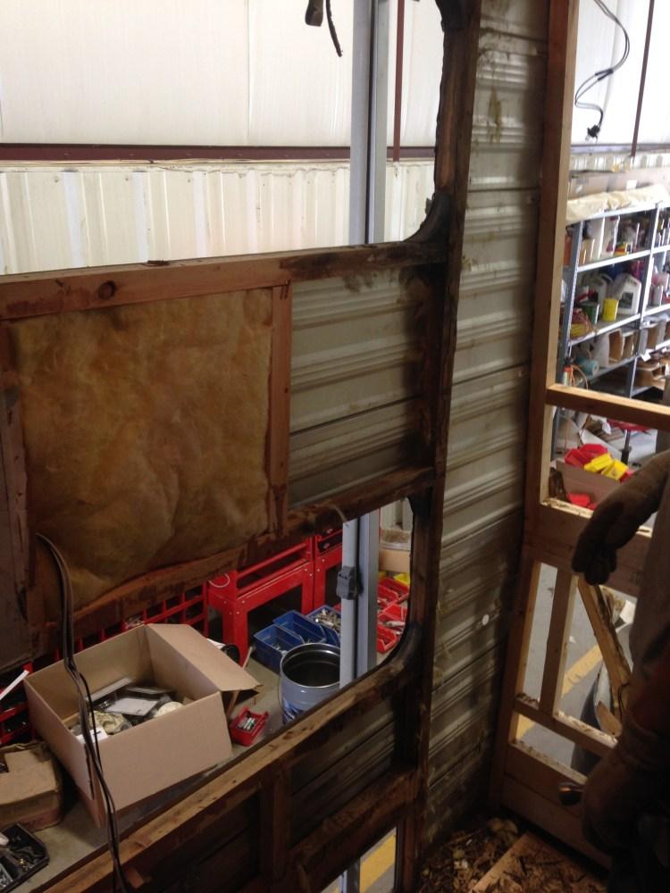 Structural Damage Repairs – Gilmay RV