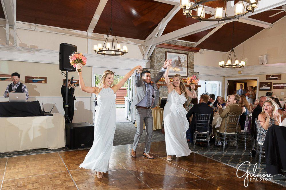 Balboa Yacht Club Wedding Photographer  Gilmore Studios