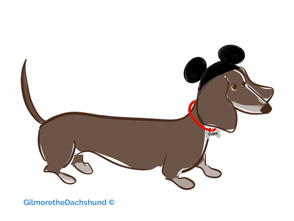 I need a Toby with mouse ears. I love it!  Michelle L. - Georgia