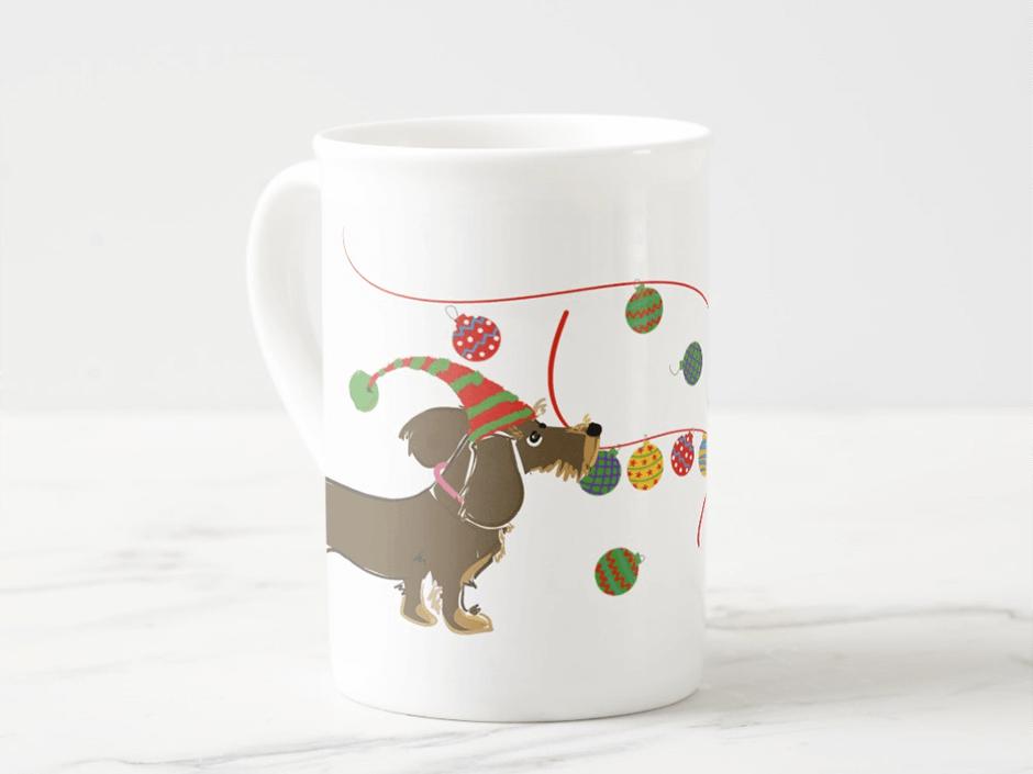 Custom Dachshund Mug