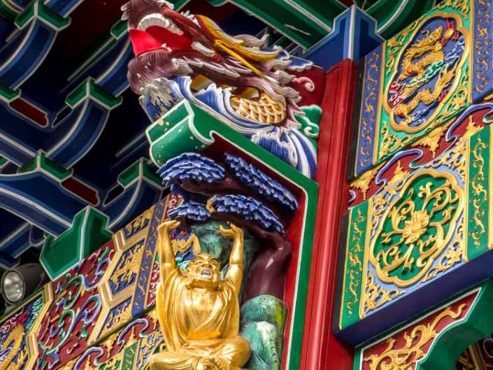 Temples de Hong-Kong