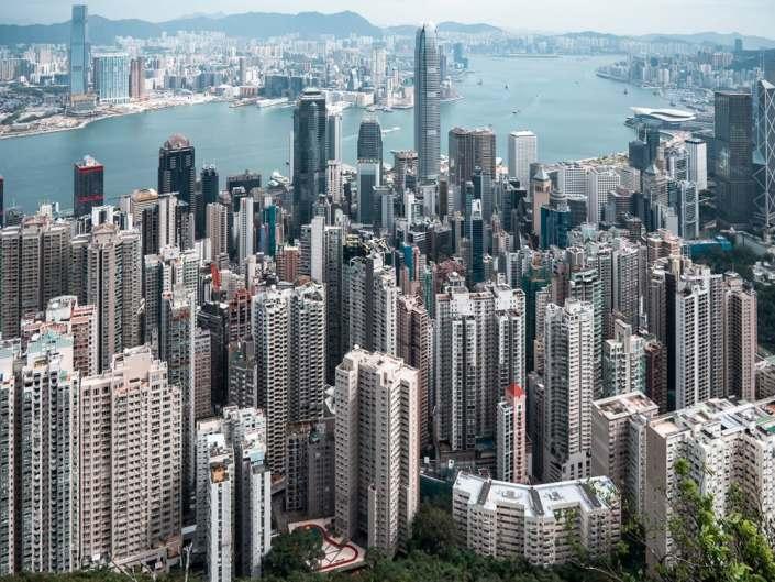 Hong Kong Mégapole